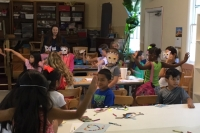 Wesley Rankin Community Center, KERA Summer Learning Challenge 2017