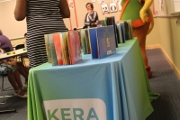 Dallas West Branch Library, KERA Summer Learning Challenge 2017