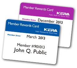KERA Member Rewards