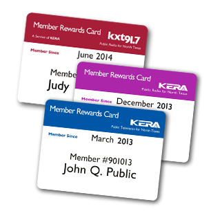 KERA Member Rewards
