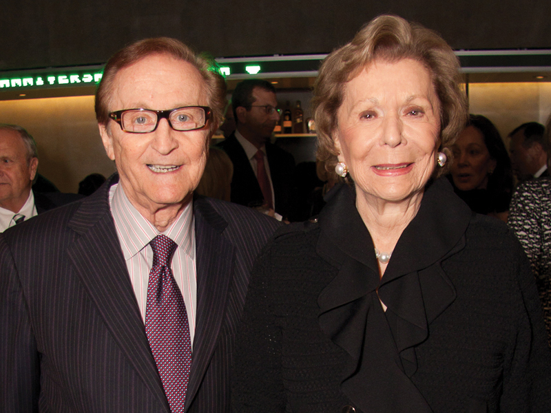 Dr. Kenneth and Ruth Altshuler, Honorary Event Chair