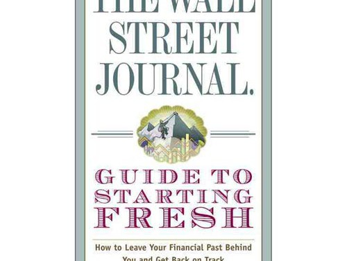 WSJ Guide to Starting Fresh
