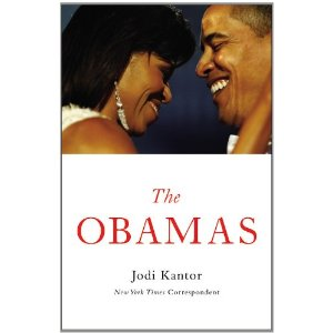 The Obamas book
