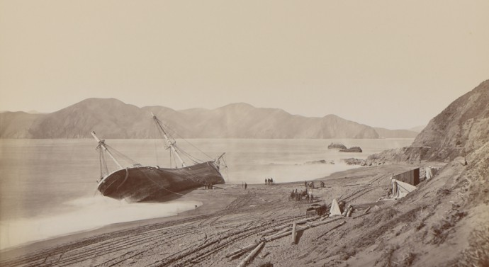 The Wreck of the Viscata, 1868