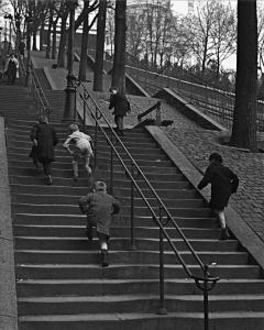 Montmartre Steps © Leonard Volk