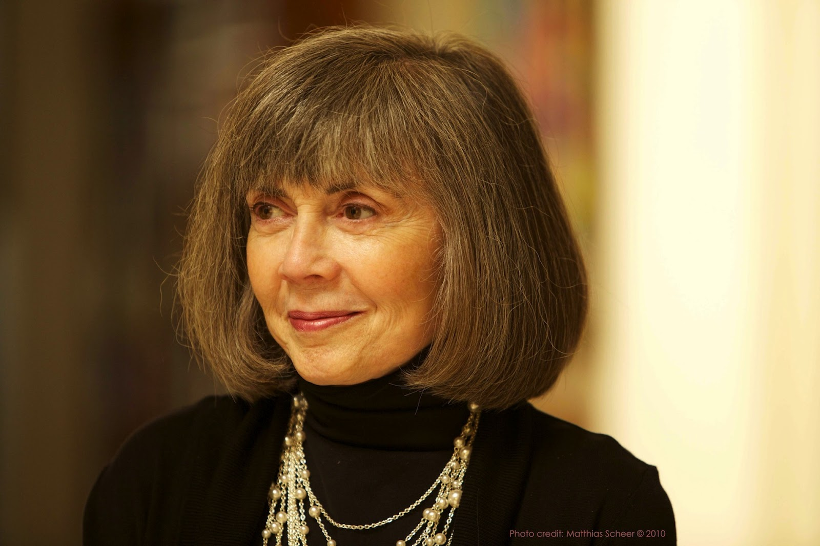 Image result for anne rice