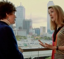 Colleen Walker, CEO of the Perot Museum, talks with Lee Cullum.