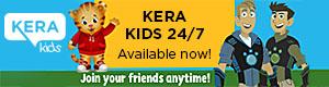 KERA Kids 24/7