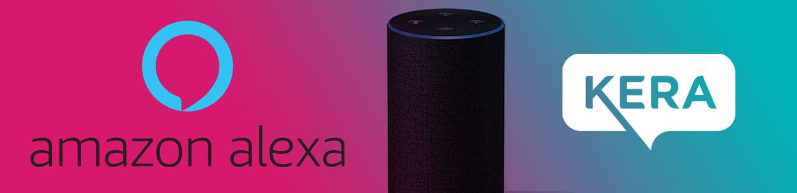 New KERA Amazon Alexa Skills