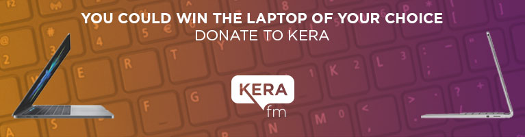 Laptop giveaway (Winter \'18 FM Pledge)