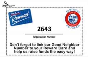 KERA - Tom Thumb Good Neighbor Program Logo