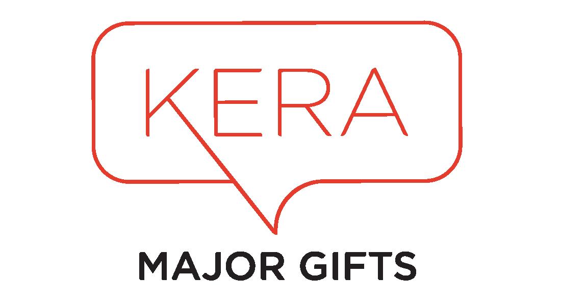 KERA Major Gifts logo