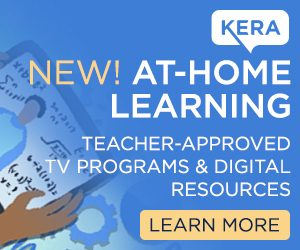 New At-Home Learning from KERA