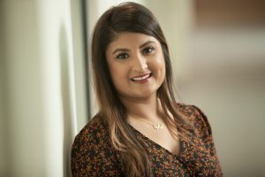 Picture of reporter Syeda Hasan