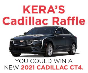 2021 Cadillac Raffle